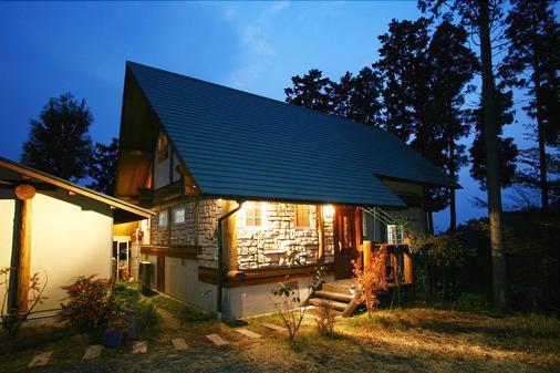 Kurokawa Mori no Cottage - Aso - Rakennus