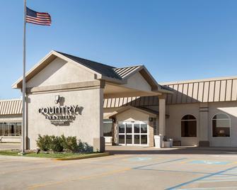 Country Inn & Suites by Radisson, Sidney, NE - Sidney - Building