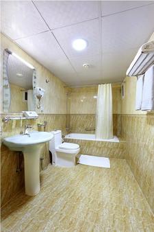 星灣酒店 - 杜拜 - 杜拜 - 浴室