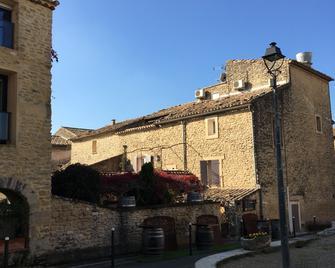 Hotel Le Vieux Bistrot - Cabrières-d'Avignon - Вигляд зовні
