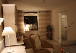 Romantik-Landhaus Dresden - Dresden - Bedroom