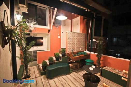 Rio Deal Guest House - Rio de Janeiro - Hotelausstattung