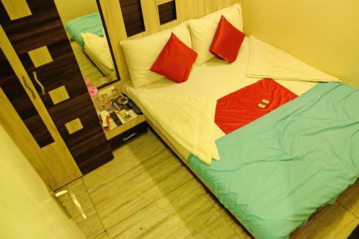 Hotel New India - Mumbai - Bedroom