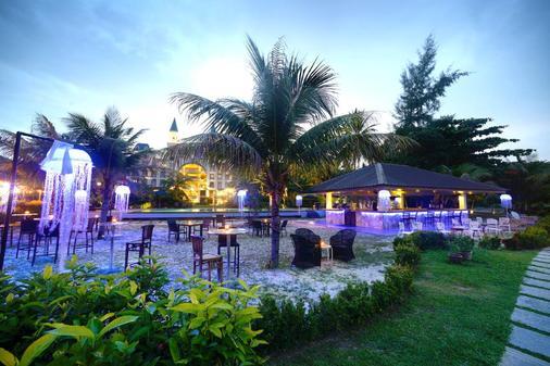 浮羅交怡貝拉維斯塔濱海度假村 - 蘭卡威 - 酒吧