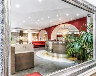 Hotel De Suède - Nice - Resepsjon