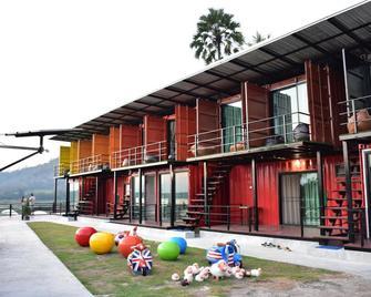 Inbox Living Rimkhong - Chiang Khan - Gebäude
