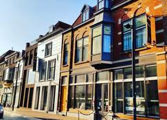 Hotel Zilt - Vlissingen - Gebouw