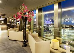 Fletcher Wellness-Hotel Leiden - Leiden - Lounge