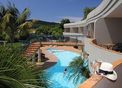 Breakers Motel - Whangamata - Pool