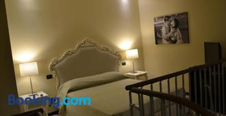 Art & Jazz Hotel - Catania - Bedroom