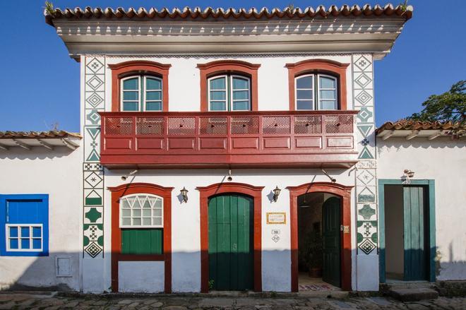 Pousada Arte Colonial - Paraty - Building