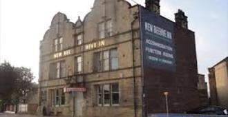 The New Beehive Inn - Bradford - Building
