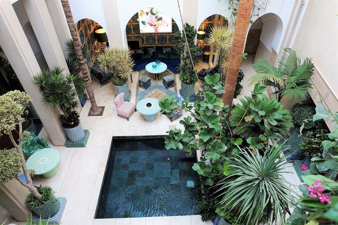 里亞德杜伊旅館 - 馬拉喀什 - 馬拉喀什 - 室外景
