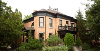 Ellerbeck Mansion Bed & Breakfast - סולט לייק סיטי - בניין