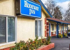Rodeway Inn - Chico - Edificio