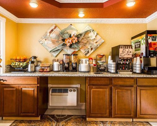 Rodeway Inn - Chico - Buffet