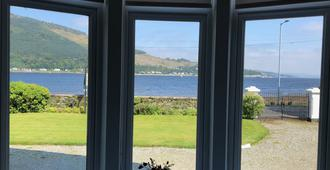 Anchorage - Dunoon - Outdoor view
