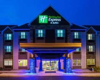 Holiday Inn Express & Suites Wyomissing - Wyomissing - Building