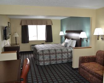 Countryside Inn & Suites Fremont - Fremont - Bedroom