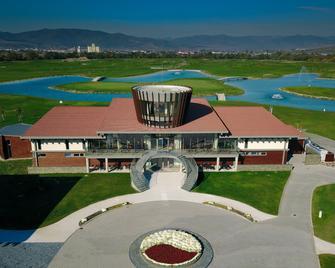Theodora Golf Club - Alba Iulia - Building