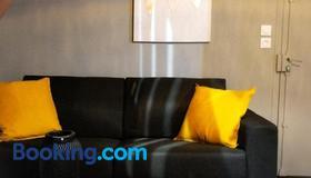 Appartement Le 146 Bis, avec Parking - Rennes - Living room
