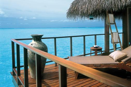 Taj Exotica Resort And Spa - En'boodhoofinolhu - Balcony