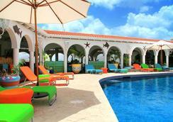 肉桂山格瑞那達酒店 - 聖喬治 - St. George's - 游泳池