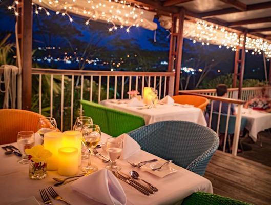 Mount Cinnamon Grenada - St. George's - Restaurant