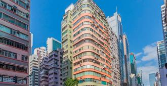 Check Inn HK - Hong Kong - Building