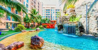 Atlantis Resort Jomtien Beach - Jomtien - Building