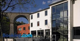 Youth Hostel Luxembourg City - Luxemburg - Gebouw