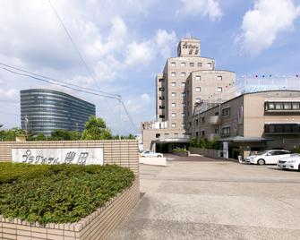 Plaza Hotel Toyota - Toyota - Gebouw