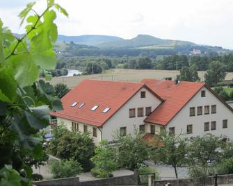 Alte Rose Gasthaus Hotel - Ebelsbach - Building