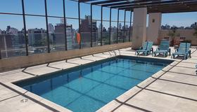 Ariston Hotel - Rosario - Piscina