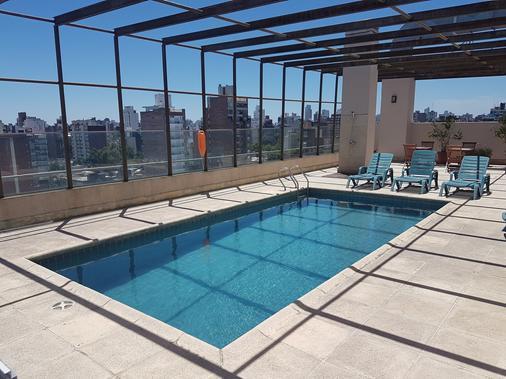 Ariston Hotel - Rosario - Pileta