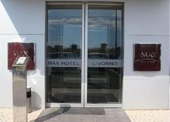 Max Hotel Livorno - Livorno - Vista del exterior