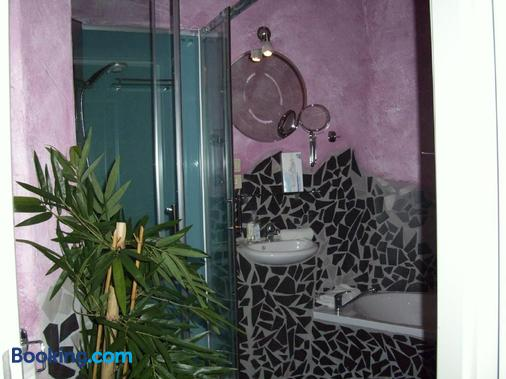 Fritzi's Art Hotel - Filderstadt - Bathroom