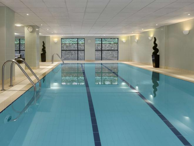 Radisson Blu Hotel Manchester Airport - Manchester - Pool