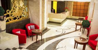 Golden Tulip Flamenco Hotel Cairo - קהיר - דלפק קבלה