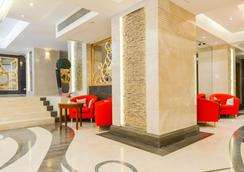 金鬱金香弗拉門戈酒店 - 開羅 - 開羅 - 大廳