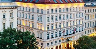The Ring Vienna's Casual Luxury Hotel - Wien - Rakennus