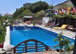 Villa Rena - Batsi - Pool