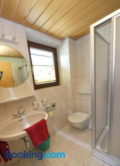 Salzburger Stubn - Kleinarl - Bathroom