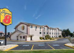 Super 8 by Wyndham Aberdeen MD - Aberdeen - Bâtiment