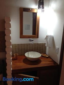 索菲亞別墅旅館 - 聖保羅山 - 莫羅聖保羅 - 浴室