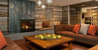 Teton Mountain Lodge And Spa - A Noble House Resort - Teton Village - Salon