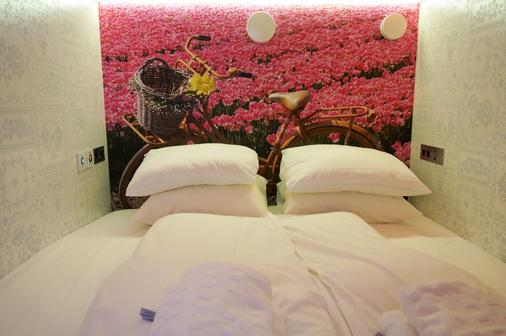 De Bedstee Boutique Capsules - Amsterdam - Bedroom