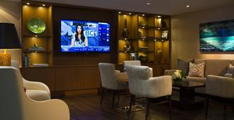 Vancouver Marriott Pinnacle Downtown Hotel - Vancouver - Lounge
