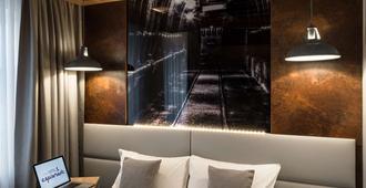 Top Hotel Esplanade Dortmund - דורטמונד - חדר שינה