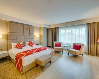 Demircio Lu Park Hotel - Мугла - Спальня